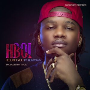 HBOI - FEELING YOU-ART [front]