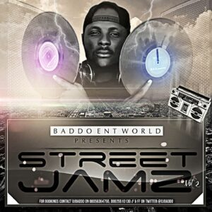 DJBADDO STREET JAMZ MIX VOL 2