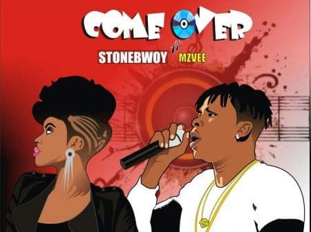 Stonebwoy-Come-Over-Feat-MzVee-450x348-450x336