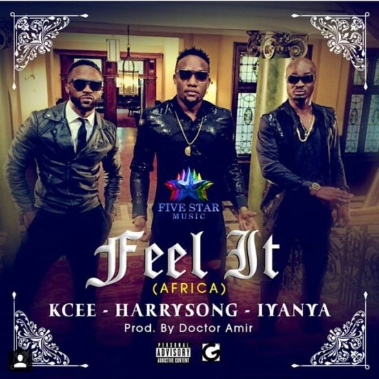 Kcee-x-Harry-Song-x-Iyanya-Feel-It-Africa-Art