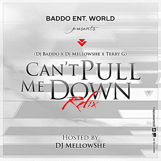 DjBaddo (can-t Pull me down Cover)