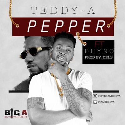 DownloadTeddy A Pepper Mp3 ft. Phyno download