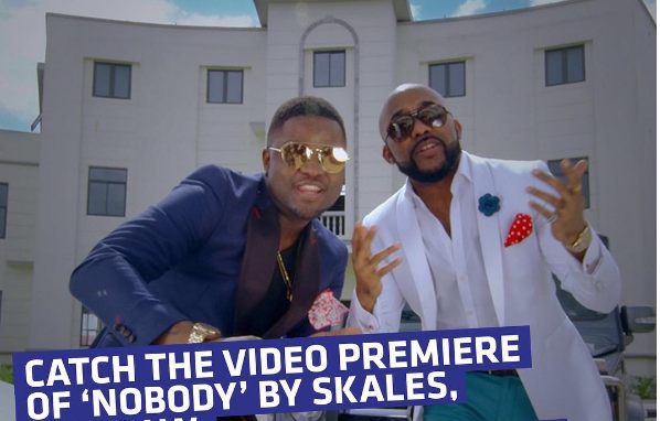 VIDEO: Skales ft. Banky W – Nobody's Business