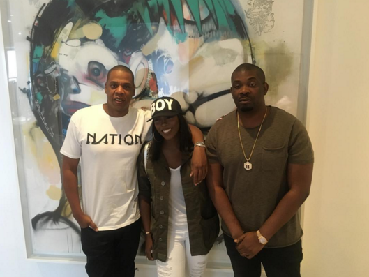 Tiwa Savage's deal with Roc Nation is Official – Don Jazzy reveals