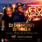 DJ Dee Money – Afrofusion Miami Promo Mix