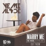 VIDEO: Yemi Alade – Marry Me (Prod. by Selebobo)