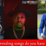 Which of these Trending songs do you have on your playlist?