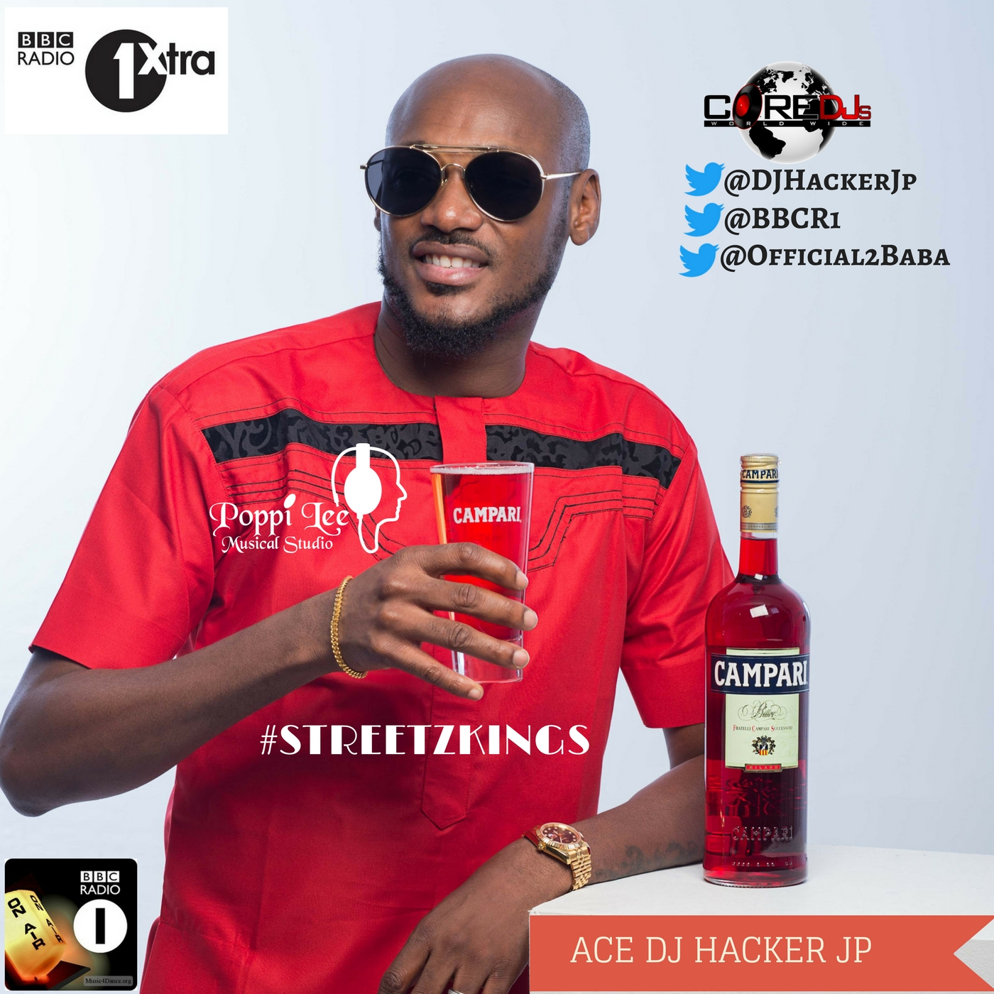 DJ Hacker Jp - StreetzKinGs (Best Of 2Baba)