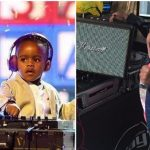 Young But Hot! 5-Year-Old South African Said To Be World's Youngest DJ