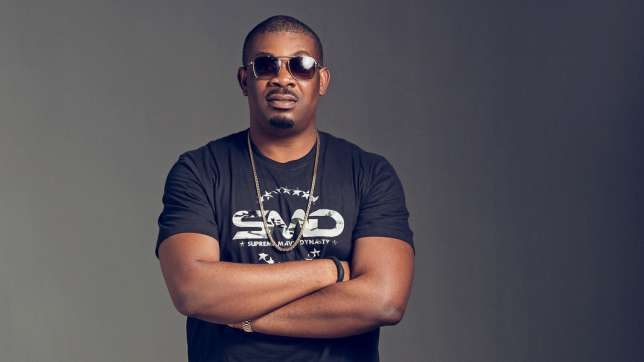 Donjazzy Sets Instagram Ablaze, Uploads Photo Of His Girlfriend & Fans React