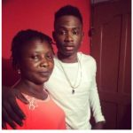 Young and Getting It! Lil Kesh blesses mum with new car; See Photos/Videos