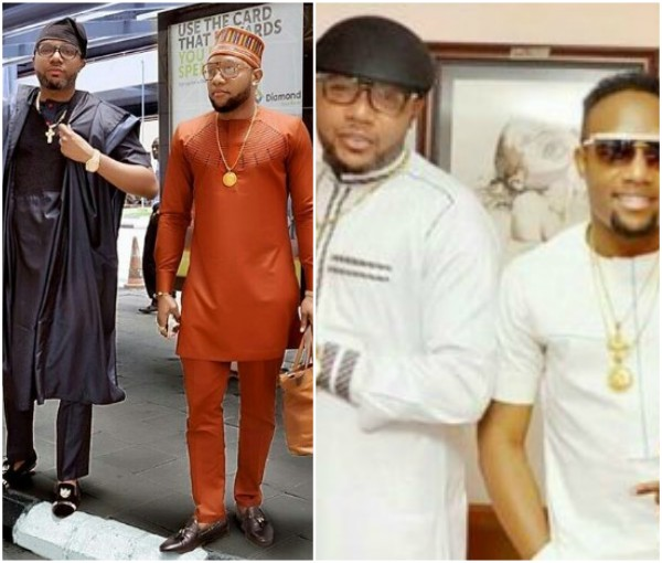 'My family was thrown out of a house in Ajegunle while I was wearing just boxers' -Kcee