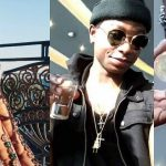 Foreign Level! See Whats Happening Between Rihanna And Lil Kesh On Instagram