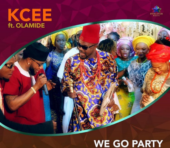 VIDEO: Kcee ft. Olamide – We Go Party