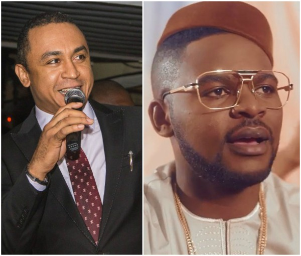 """I Stand With Falz""-daddy Freeze Shades 9ice"