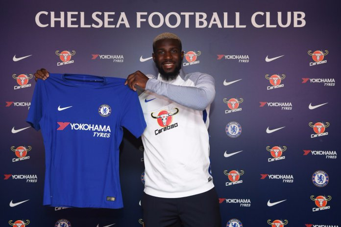 Chelsea Sign Midfielder Tiemoue Bakayoko From Monaco