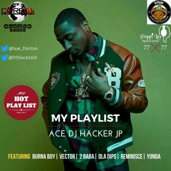DJ Hacker Jp My PlayList Mixtape