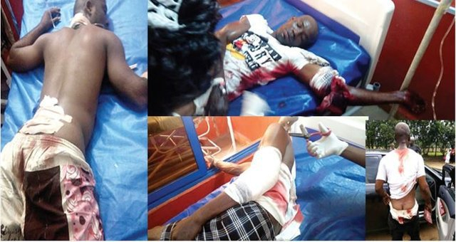 FRSC Officials Allegedly Shot By Policemen For Stopping Abia Speaker's Wife's Car