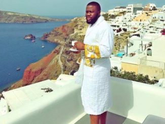 Hushpuppi Flaunts Three Louis Vuitton Bags Worth Millions