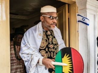 I Rejected an Offer of an Oil Bloc, Dubai Mansion & Biafra With Only the 5 Igbo States – Nnamdi Kanu