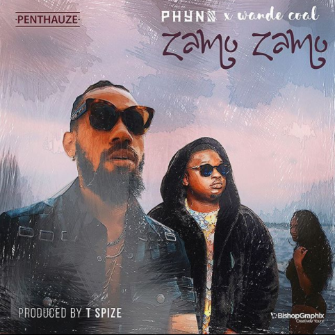 Phyno ft Wande Coal Zamo Zamo Mp3 (Prod. by T-spize)