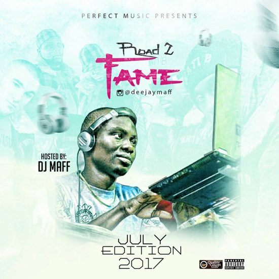 DJ Maff – Road2Fame Mix (July Edition 2017)