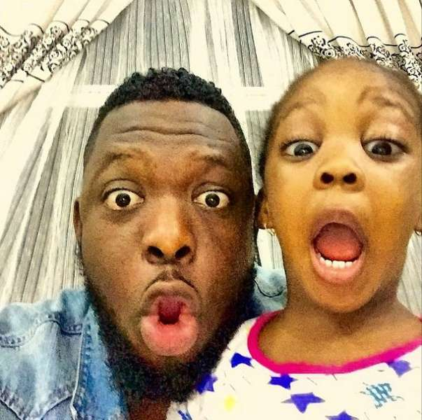 Timaya's 2nd Daughter, Grace Celebrates Her 2nd Birthday