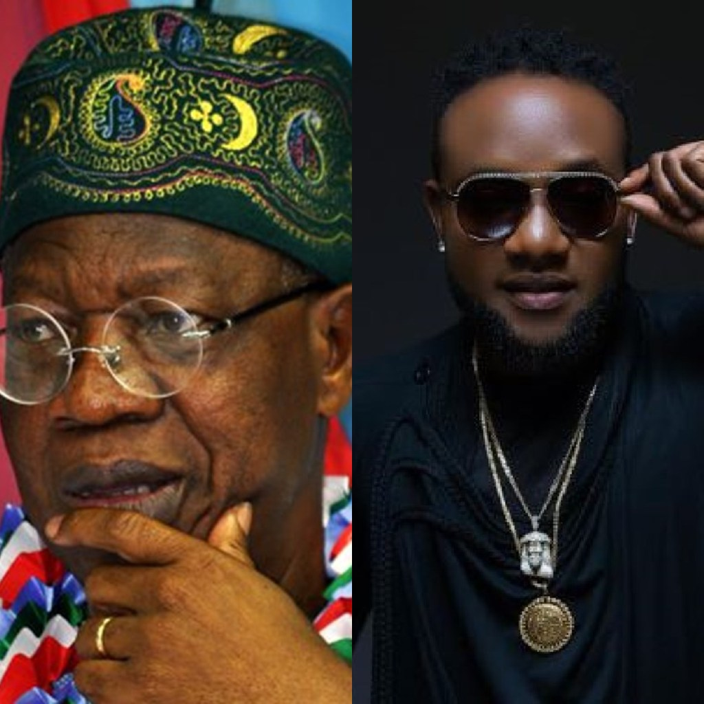 Kcee Reacts To FG's Move To Stop Music Production Abroad, Watch Interview