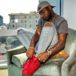 Davido Turns Superman At His Show In Brussels, Belgium, See Photos