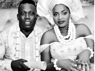 Duncan Mighty & Wife, Vivien Okechukwu Celebrate 2nd Wedding Anniversary