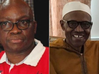 All My Children Studied In Nigeria, Can Buhari Claim That? – Gov. Fayose