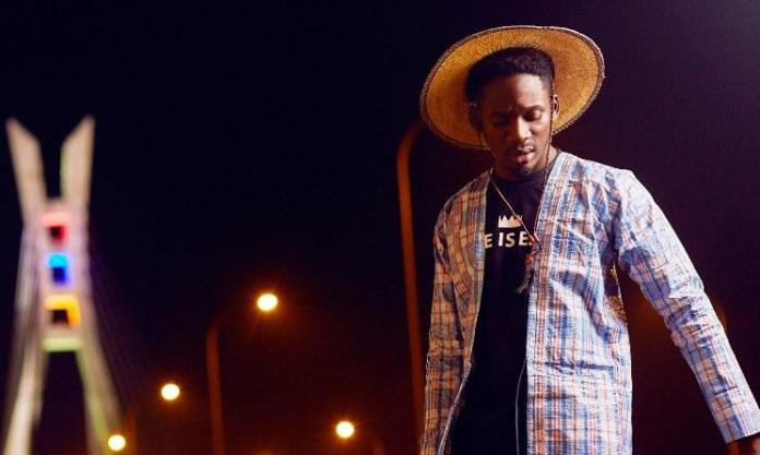 Mr Eazi Announce By Apple Music's As Their Newest 'up Next' Artist.