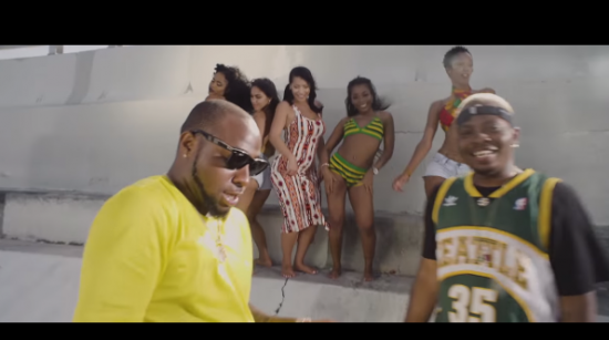 Olamide ft Davido Summer Body Video