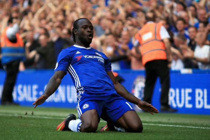Chelsea star, Victor Moses Earns Over N2 Billion A Year!