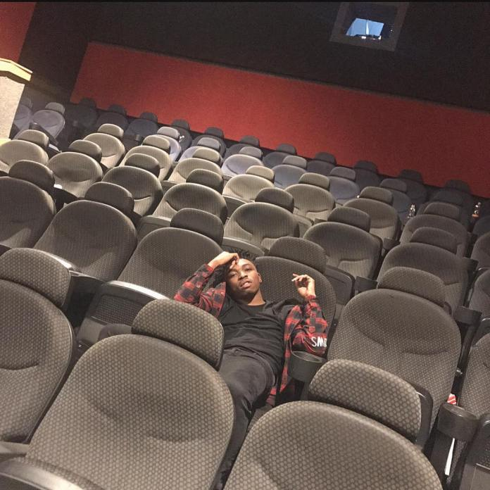 Mayorkun Rents a Whole Cinema to Watch a Movie Alone