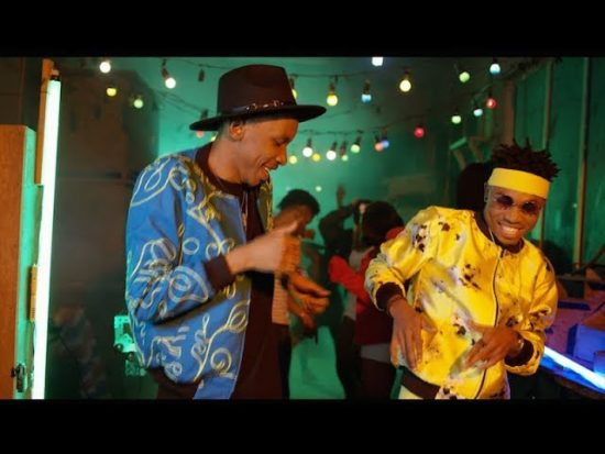 DJ Consequence ft Mayorkun Blow The Whistle Video
