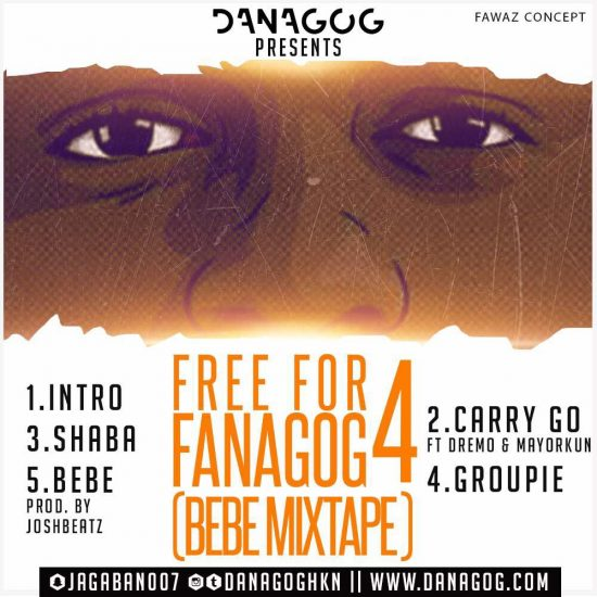 Danagog - Carry Go Mp3 ft. Dremo & Mayorkun