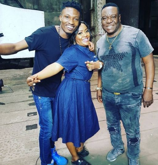 Efe Makes Nollywood Debut, Featurs in New Movie 'Wawu'