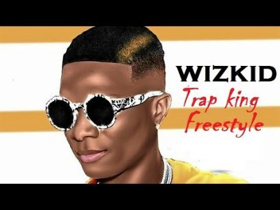 Wizkid x R2Bees – Trap King (Freestyle) Mp3