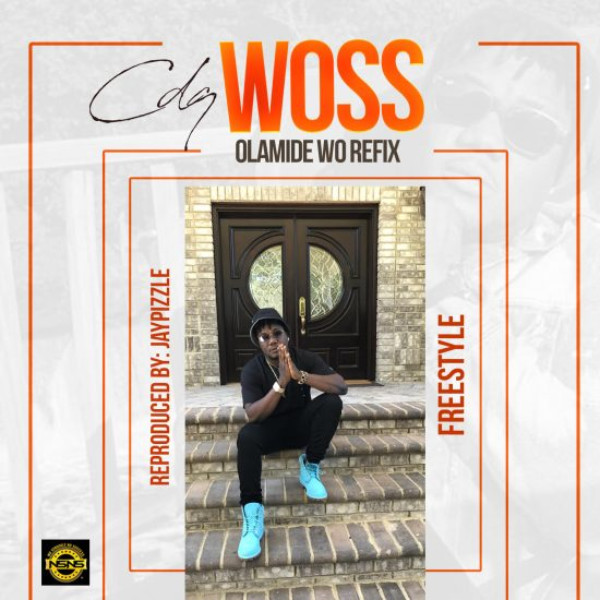 CDQ Woss Mp3 (Olamide Wo! Freestyle)