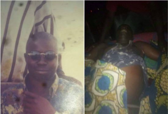 Husband stabbed to death by his wife during argument in Adamawa