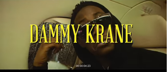 Dammy Krane  Prayer Video