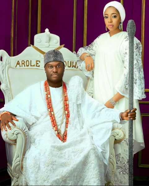 4 Ways Ooni Of Ife Makes History As Wuraola Confirms Marriage Collapse