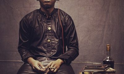 Reminisce Shows Off His Rams For Sallah Celebration