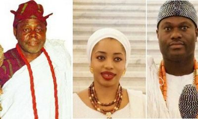 """Any Man Who Sleeps With Ooni's Ex-queen May Die Prematurely"" – Ifa Priest"