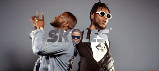 Skales ft. Burna Boy Gbefun One Time Video