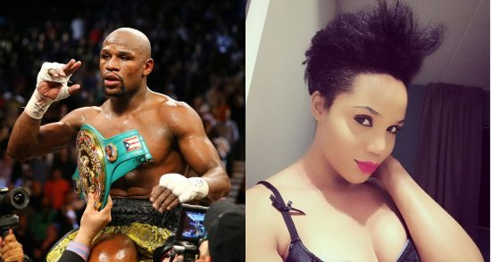 """""""I Am Not After His Money""""- Maheeda Reveals Why She Wants To Sleep With Mayweather"""