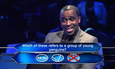 Frank Edoho Removed As WWTBAM Host As Price Money Is Reduced To N5m