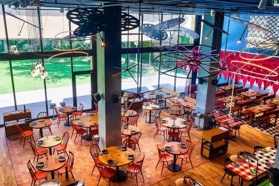 Checkout Photos of Messi's  Restaurant in Barcelona