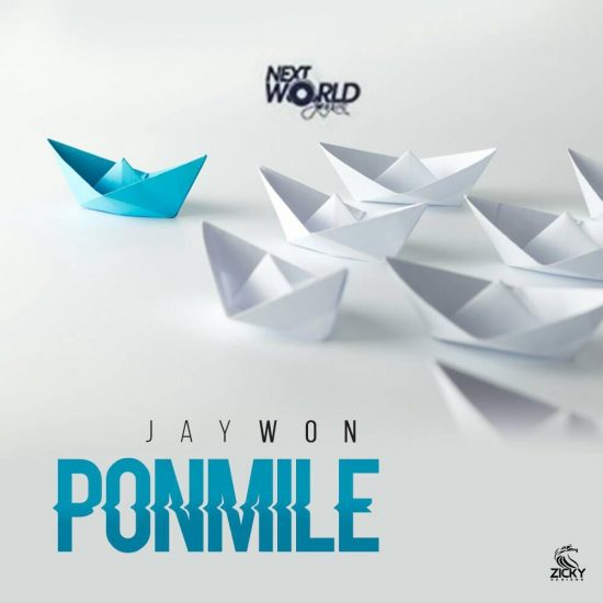 Jaywon Ponmile Mp3 Reminisce Cover